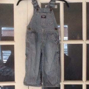 Oak Kosh bib overalls